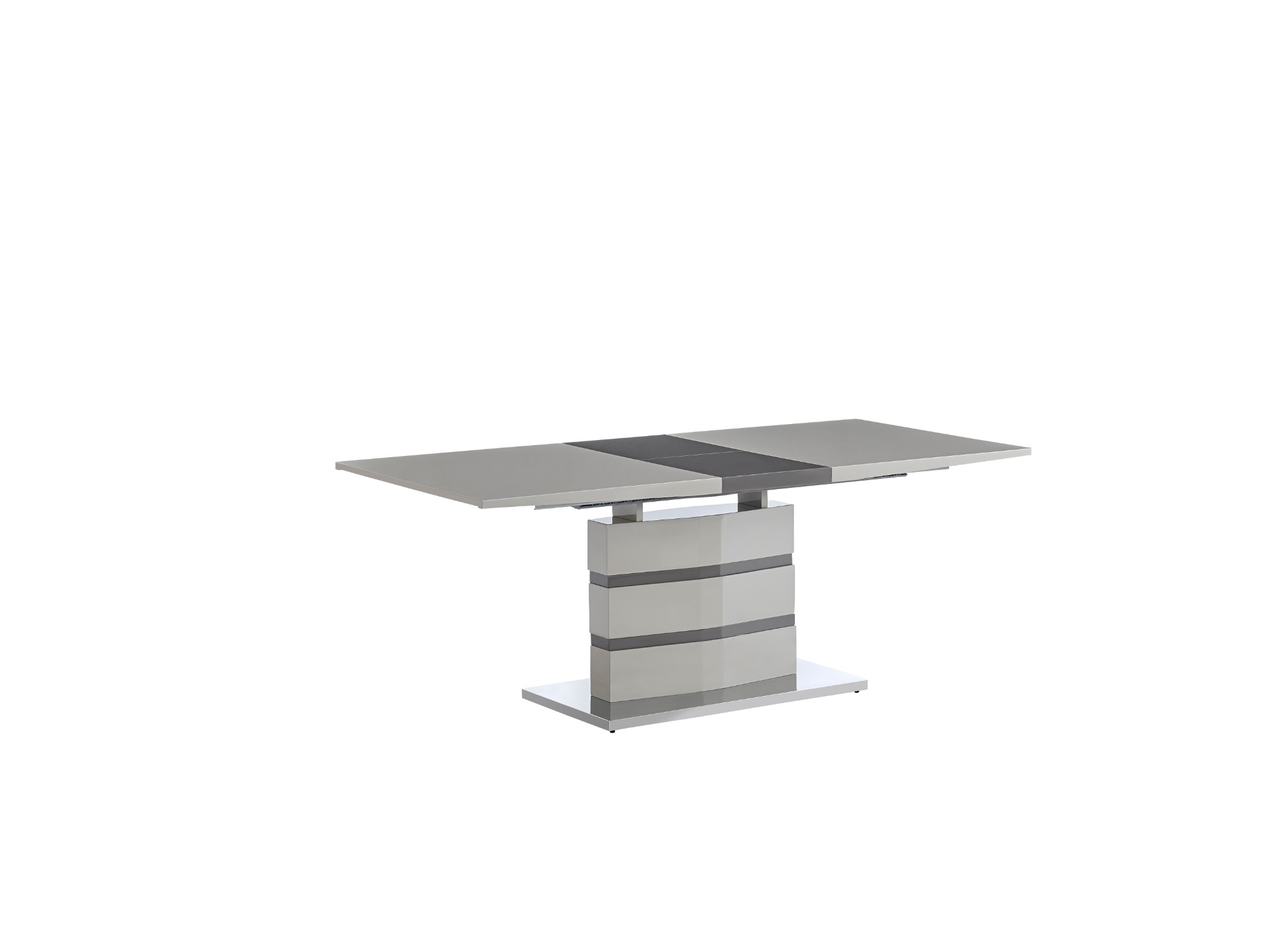 DT-9108 MDF functional extension dining table