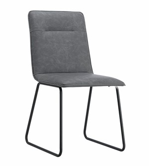 Wholesale Cheap Factory Price PU Seat Pad Home Dining Room Chair